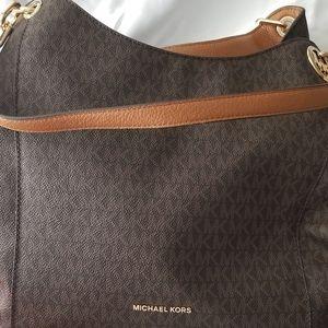 Authentic NWT Michael Kors Fulton Handbag